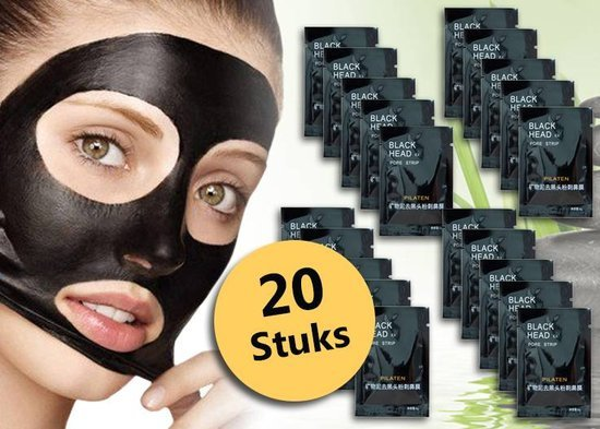 Pilaten Blackhead Masker- 20 x 6 ml