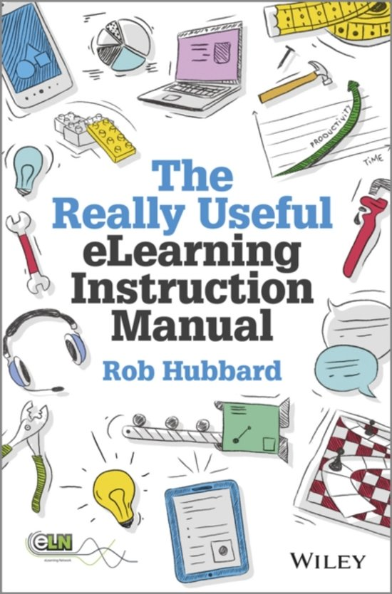 The Really Useful eLearning Instruction Manual
