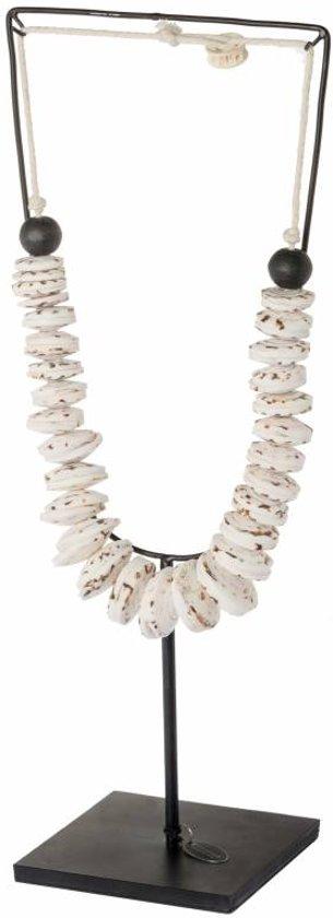 Riverdale Ornament Necklace naturel 44cm
