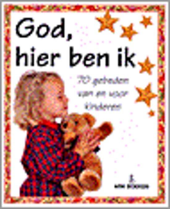 Nieuw bol.com | God hier ben ik, Trist, G. | 9789033828355 | Boeken LD-03