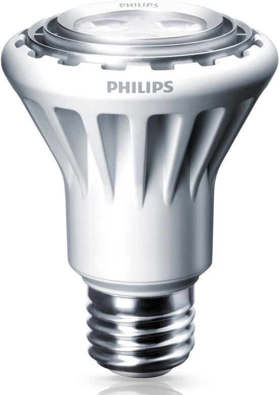 philips led lamp reflector dimbaar 7w 35w e27 fitting 1 stuk. Black Bedroom Furniture Sets. Home Design Ideas