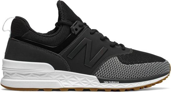 Balance New 5 Sneakers Black Heren 44 Maat Ms574 vddwxrB