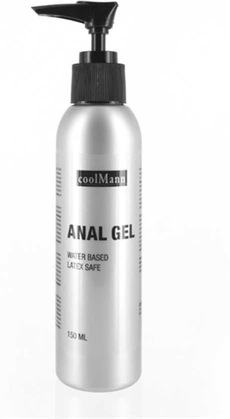 CoolMann Anal Gel
