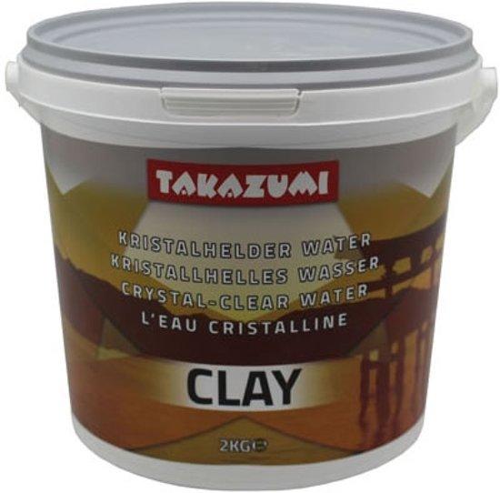 Takazumi Clay - 2KG
