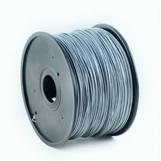 Gembird3 3DP-ABS3-01-S - Filament ABS, 3 mm, zilver