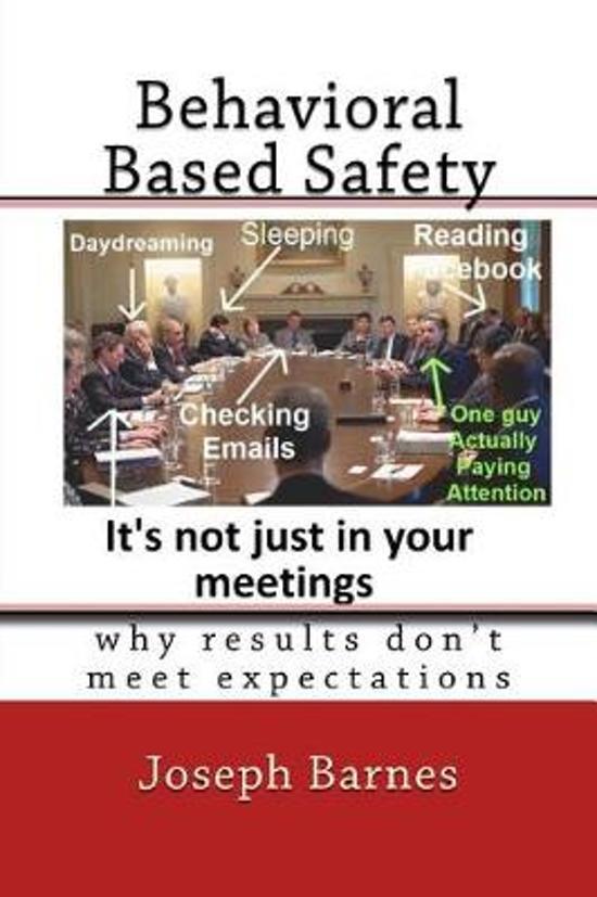 Behavioral Based Safety