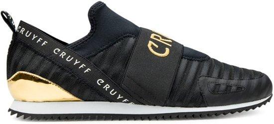 Cruyff Elastico zwart goud sneakers unisex (S) (CC7574193490)