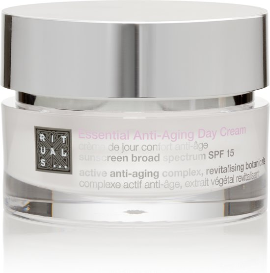 RITUALS Essential Anti-Aging Day Cream SPF 15 - 50ml - Dagcrème