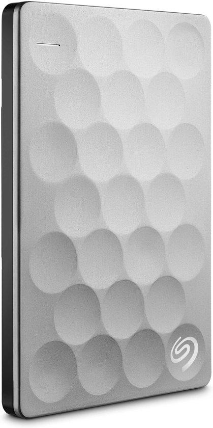 Seagate Backup Plus Ultra Slim 2 TB - Platinum