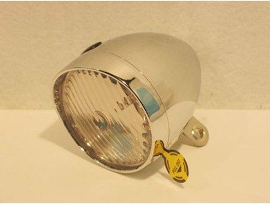 bol.com | Move Retro Led Koplamp - Fietsverlichting - LED - Batterij ...
