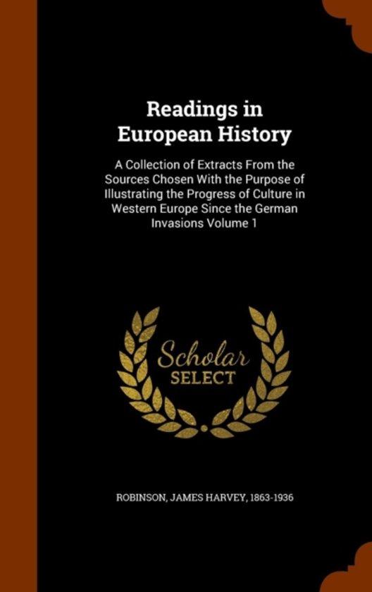 Readings in European History