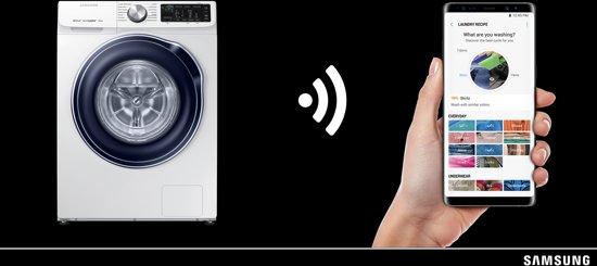 Samsung WW90M642OBW QuickDrive
