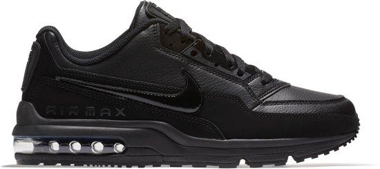 Nike Air Max Command leather zwart met grijs 749760 001 maat 47.5
