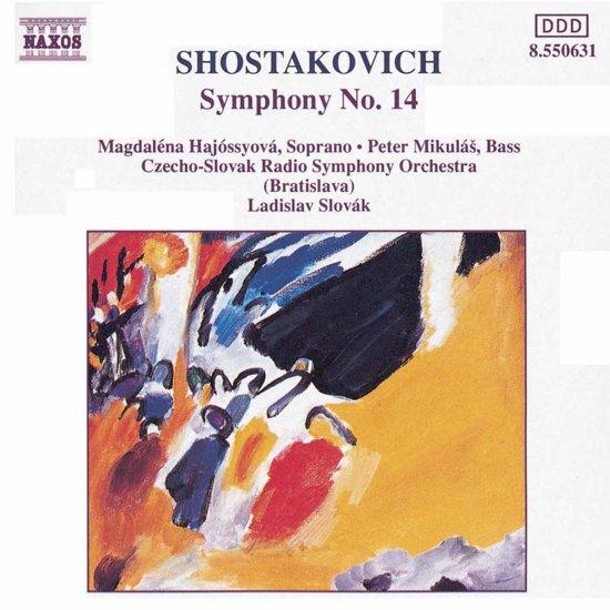 Shostakovich: Symphony 14