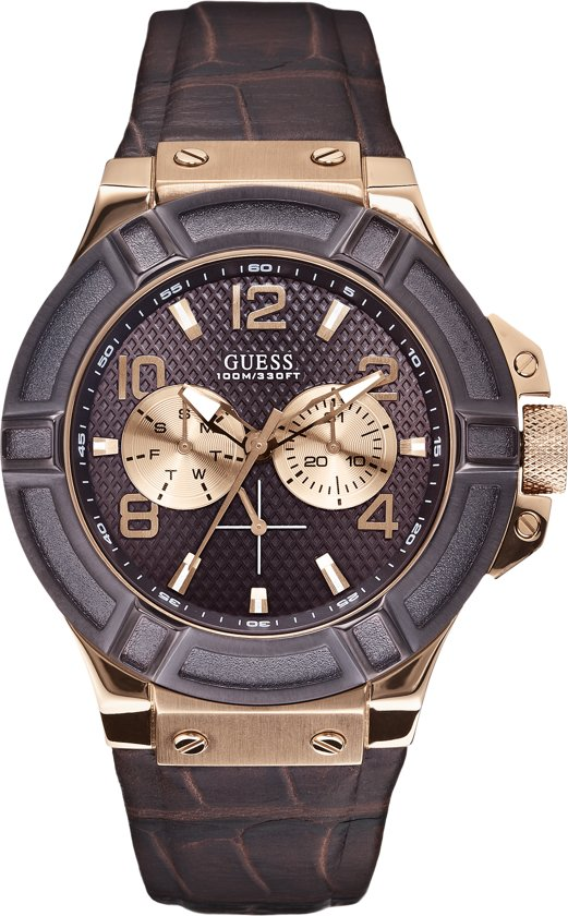 Cadeau tips vaderdag guess horloge