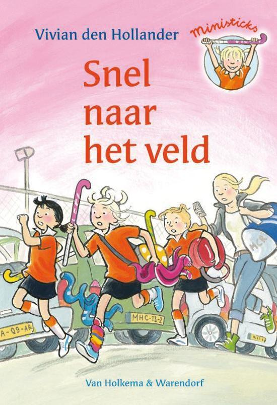 bol.com | Ministicks - Snel naar het veld, Vivian den Hollander ...
