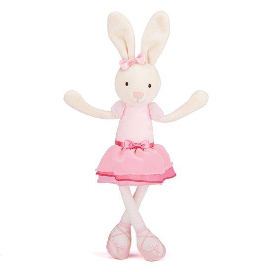 Jellycat Bitsy Ballerina knuffelkonijn kraamcadeau