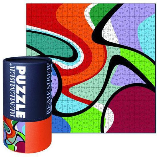 REMEMBER - Puzzel Twister