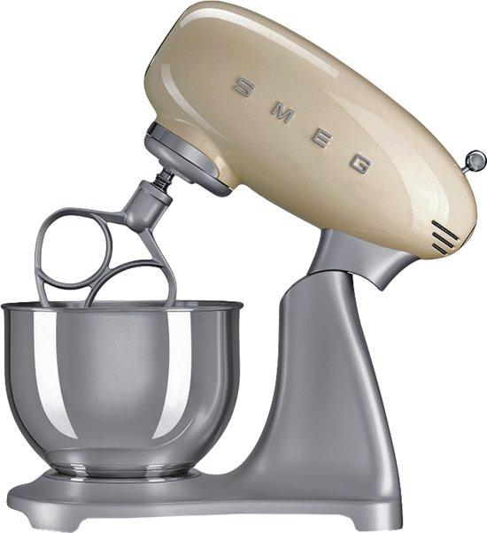 Smeg SMF01CREU  - Keukenmachine - Crème