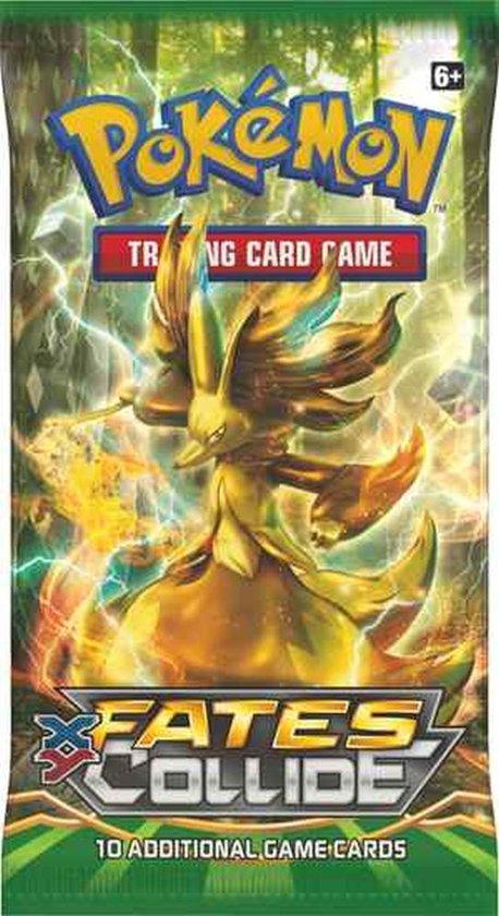 Afbeelding van het spel Pokemon kaarten booster XY10 Fates Collide