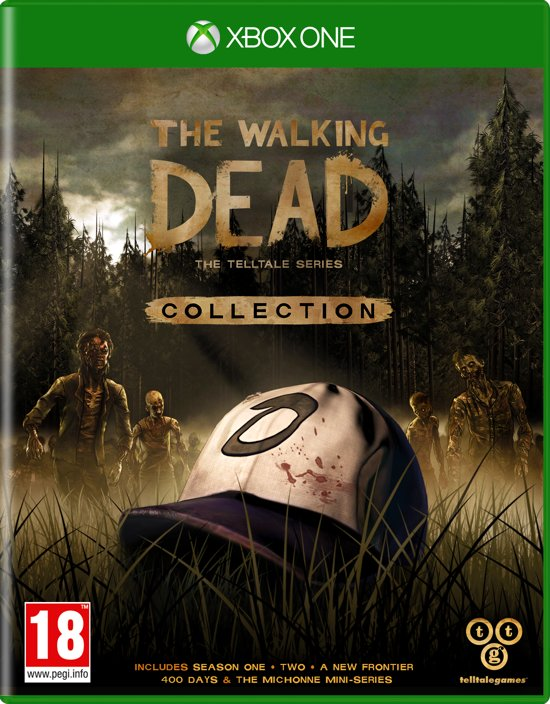 Walking Dead Collection: The Telltale Series - Xbox One kopen