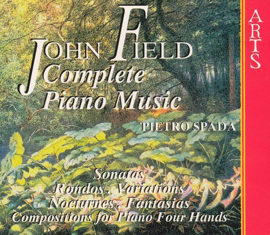 Field: The Complete Piano Music