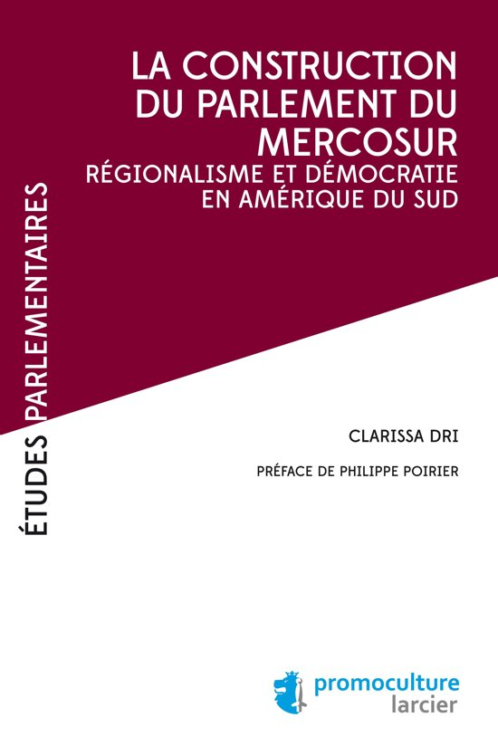 La construction du parlement du Mercosur