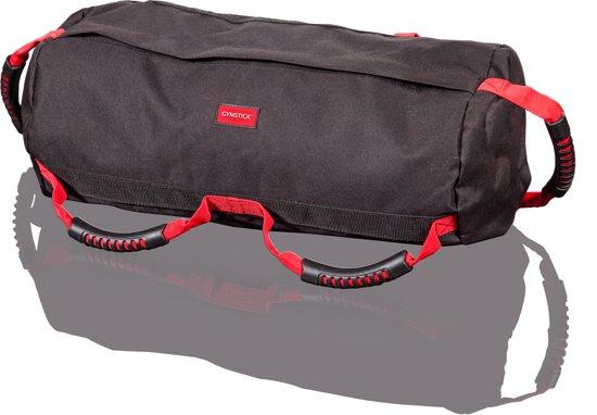 Gymstick Sandbag - Fitnessbag - One Size - Zwart/Rood