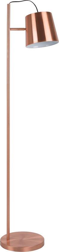 Zuiver Buckle Head Copper - Vloerlamp - Koper