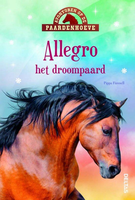 Bol Com Avonturen Op De Paardenhoeve Allegro Pippa