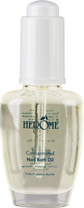 Herôme Concentrated Nail Bath Oil - 30 ml - nail bath