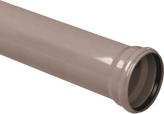 Uitgelezene bol.com | PVC Buis manchet 500mm grijs SN8 lengte 5m XE-99