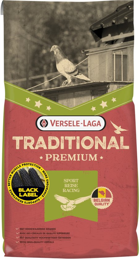 Versele-Laga Traditional Premium Black Label Master Black 20 kg