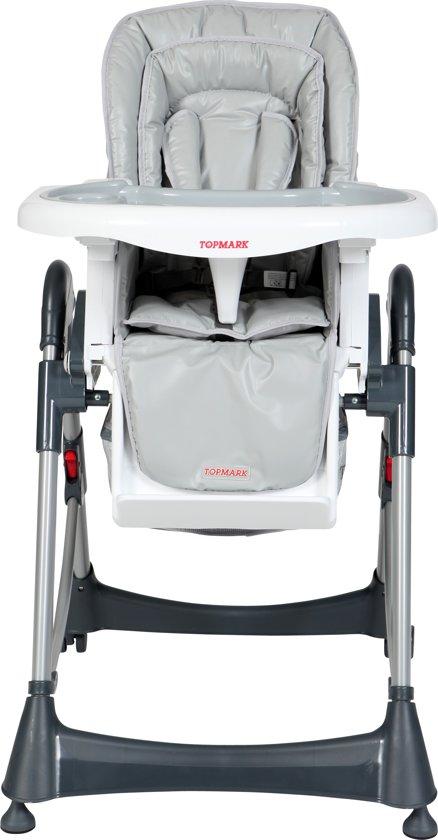 Topmark - Kinderstoel - Zilver