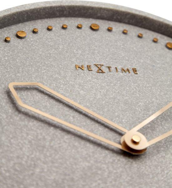 NeXtime Cross Wandklok à 35 cm