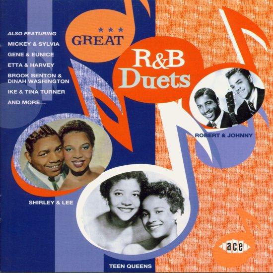 R&B Duets -25Tr-