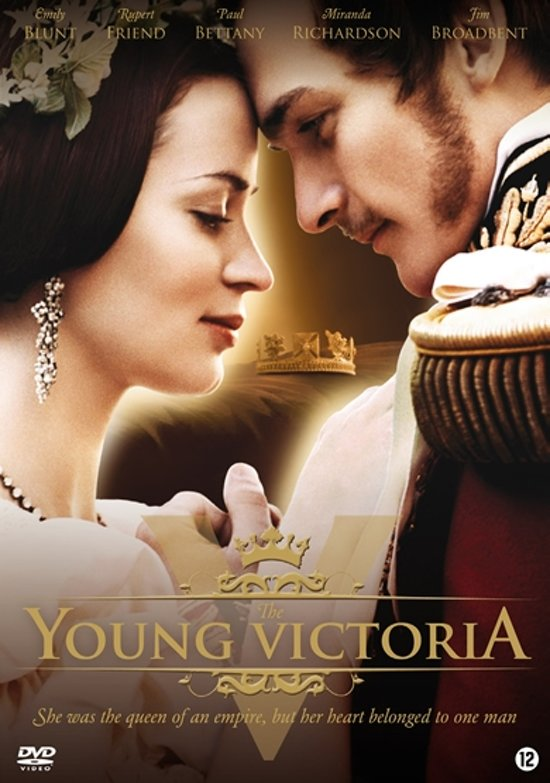 Cover van de film 'The Young Victoria'