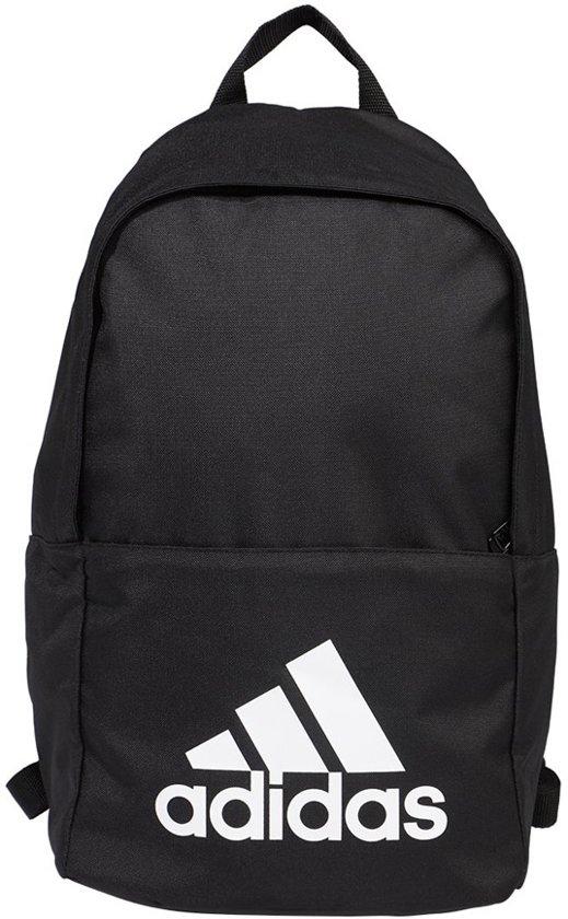 293fd9995ae bol.com   adidas Classic Backpack Rugzak Unisex - Black/Black/White