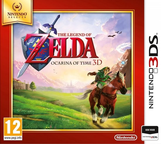 Legend of Zelda: Ocarina of Time 3D (Selects) /3DS kopen