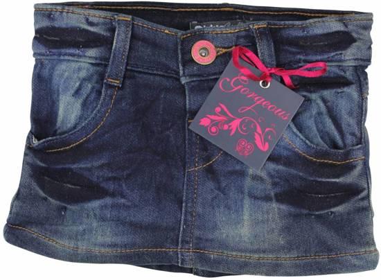 4d010baf4899b8 Dirkje spijkerrokje jeans blue Maat  92