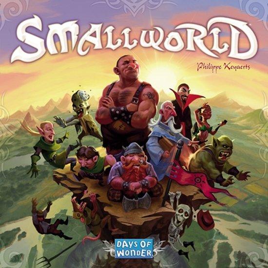 Small World - Bordspel - Engelstalig