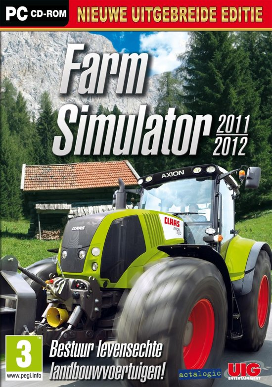 Agricultural Simulator 2011 - Windows