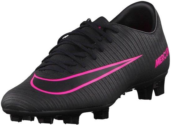 new product 97d4e b18ac Nike Mercurial Victory VI FG Voetbalschoenen Heren Voetbalschoenen - Maat  42.5 - Unisex - zwart