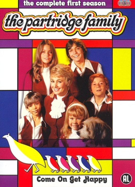 DVD cover van The Partridge Family