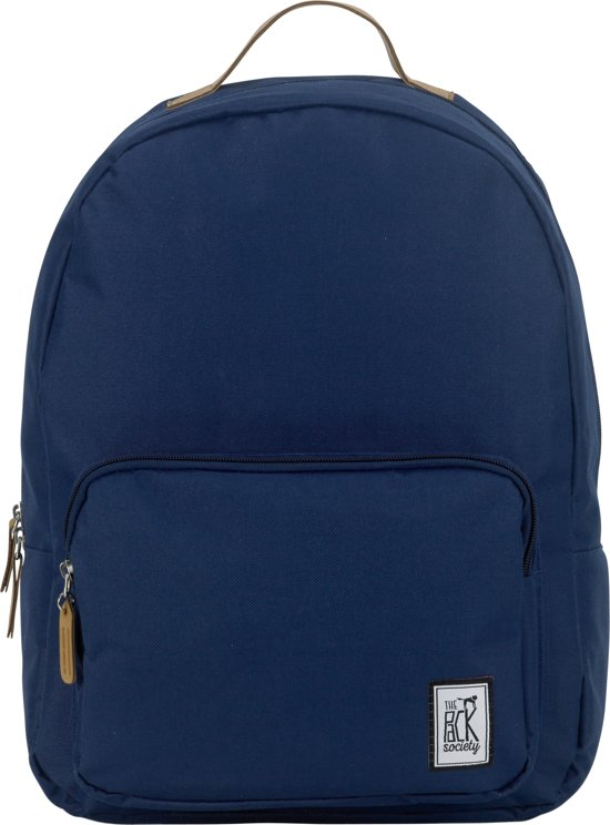The Pack Society Classic Rugzak - Navy