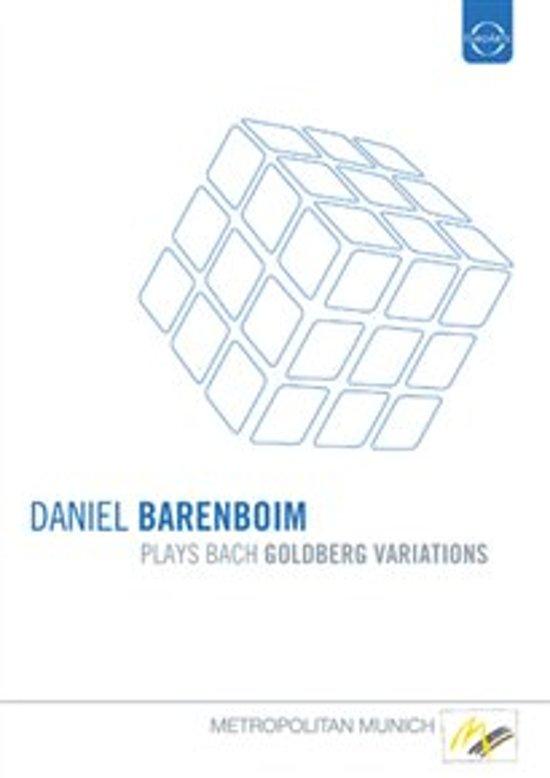 Barenboim: Bach Goldberg-Var.