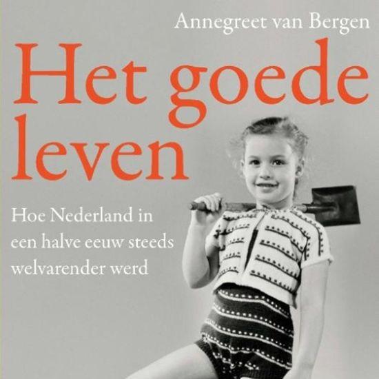 Boek cover Het goede leven van Annegreet van Bergen (Onbekend)