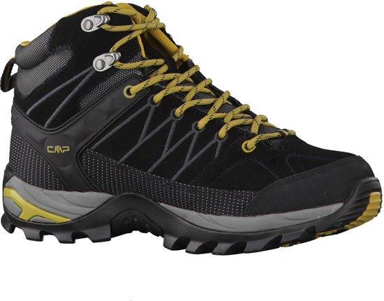 Hommes Cmp Rigel Trekking Bas Wp Et La Randonnée Moitié Haute, Noir, Taille: 45