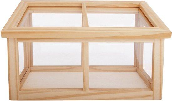 Kweekkas hout - Minibar in legno per casa ...