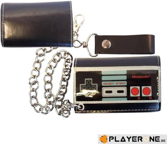 1368414ca5e bol.com | Nintendo Portemonnee Controller met Ketting